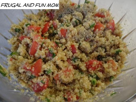 Goya Quinoa Salad