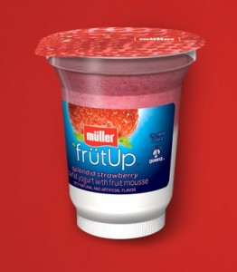 Muller Quaker Yogurt Strawberry