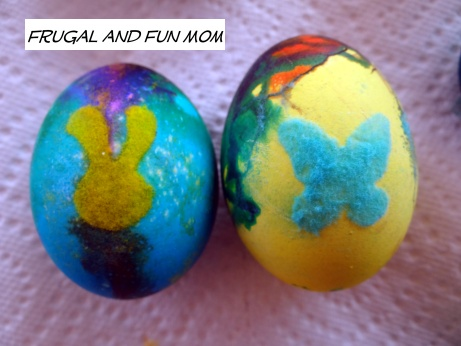 Paas egg decorating 5