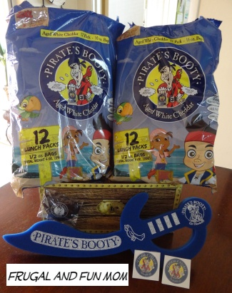 Pirates Booty Prize Pack