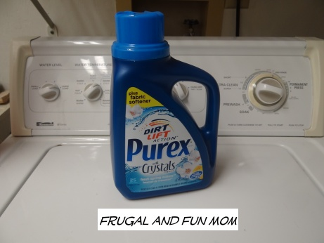Purex Detergent with Crystal Fragrance 2