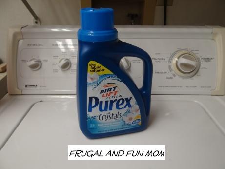 Purex Detergent with Crystal Fragrance 2