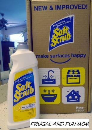 Soft Scrub Total All Purpose Cleanser