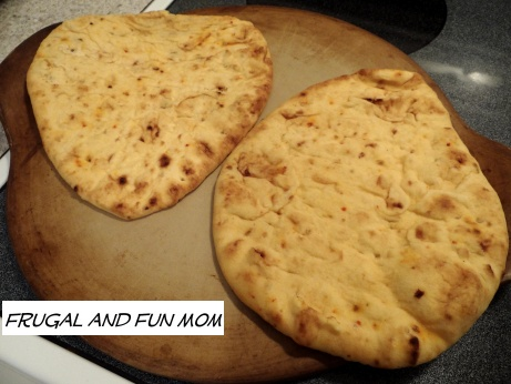 Stonefire Grill Naan Bread