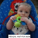 Nuby Coolbite Fun Pal Teether Review!  Definitely Comes In Handy During Teething!