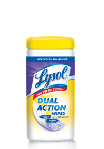 dual-action-disinfecting-wipes lysol