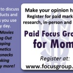 Focus Pointe Global Is Looking for Women To Participate In Paid Focus Groups! Opportunities To Earn Between $50-$250!