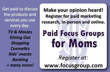 frugalmomfb focus groups