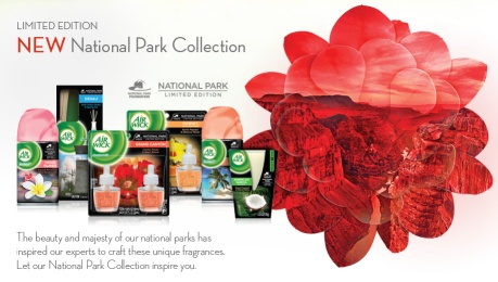 Air Wick National Park Limited Edition Scents