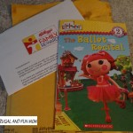 I Just Got a FREE Scholastic Book From Kellogg's Family Rewards!