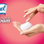 BzzAgent Review of Lysol Touch of Foam! Kills 99.9% of Bacteria and Comes In A Convenient Dispenser!