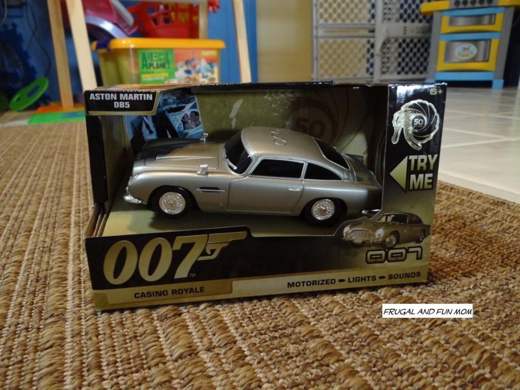 007 toy car