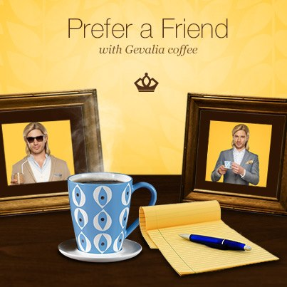 Gevalia Prefer a Friend