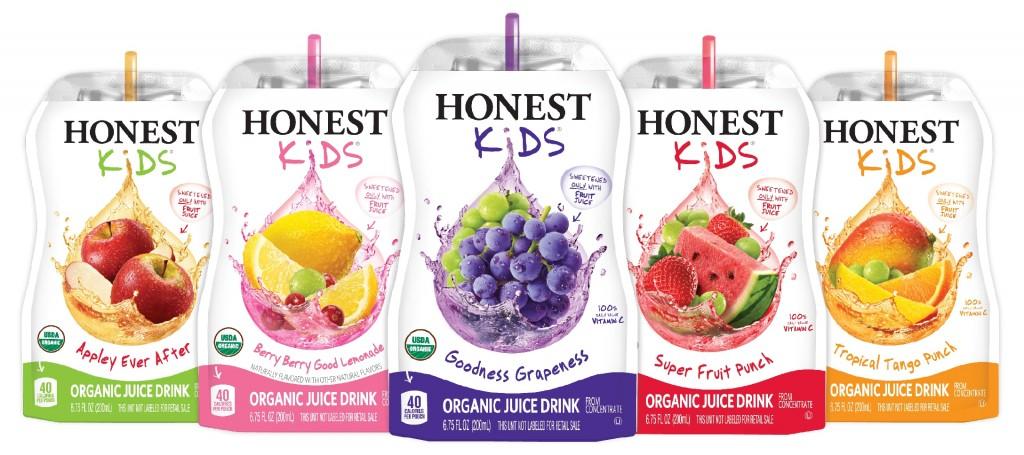 Honest Kids Juice Pouch