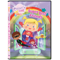 Chloe's Closet Super Best Friends DVD