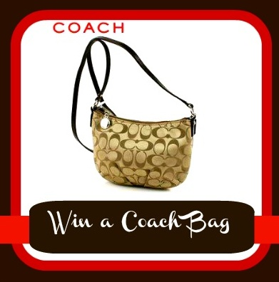 Coach Bag Event Giveaway