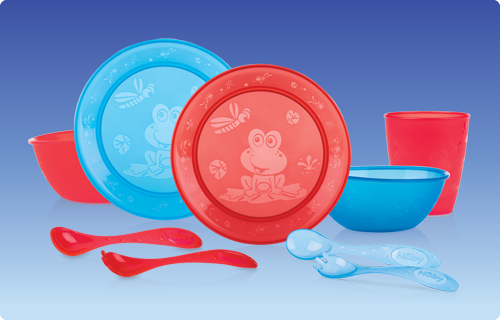 Fun Feeding Set Nuby