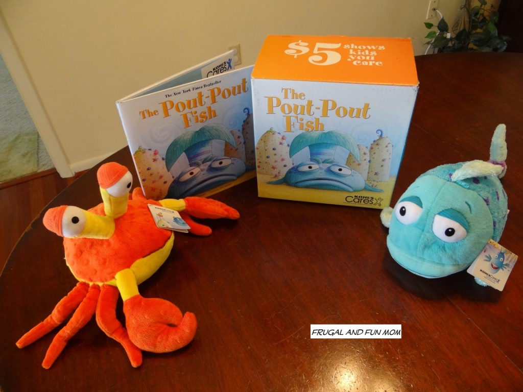 Kohl's Cares Pout Pout Fish