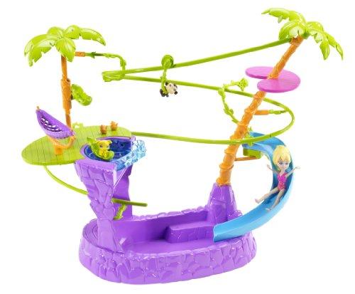 Polly Pocket Zipline Adventure Pool