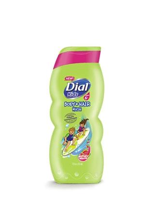dial body wash kids melon