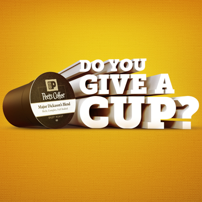 "Peet's Coffee Social Sampling Experiment #GiveACup! Sharing Things That I ""Give A Cup"" AKA Care About!"