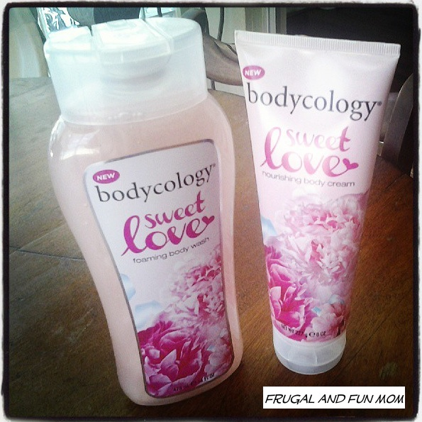 Bodycology Sweet Love lotion and body wash