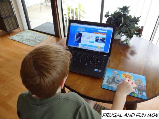 Child at Powermylearning.org