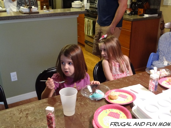 Chime Time Adventures Ice Cream Party
