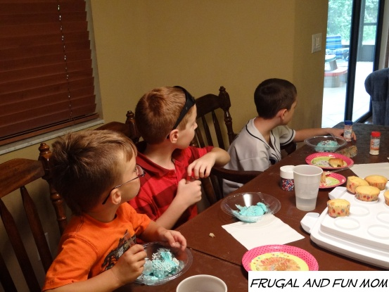 Kids Watching Chime Time Adventures