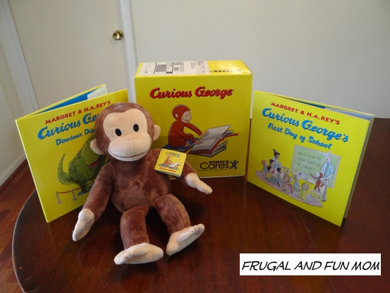Kohl's Cares Curious George