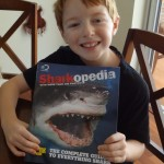 Want More Information On Sharks? Check Out Sharkopedia: The Complete Guide to Everything Shark!
