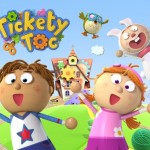 """The Kid's Tickety Toc Ice Cream Viewing Party! Plus, A """"Chime Time Adventures"""" DVD and $10 Cold Stone Creamery GC Giveaway!"""