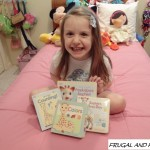 Sophie la girafe Baby Books Review and Giveaway! Fun Board Books to Grow With Baby!