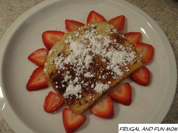 Driscoll's Berries French Toast Sun