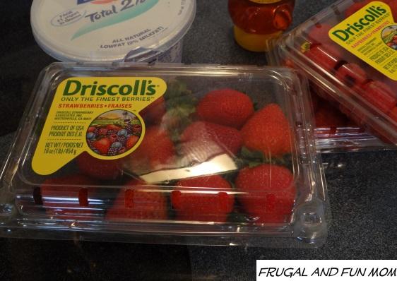 Driscoll's Berries Recipe