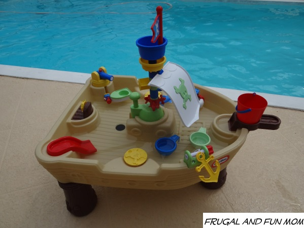 Little Tikes Pirate Ship 5