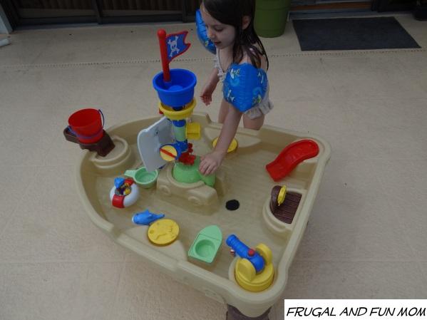 Little Tikes Pirate Ship 6