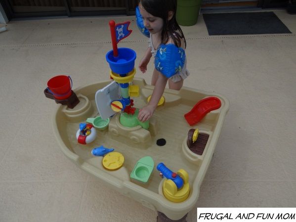 Little Tikes Pirate Ship 6
