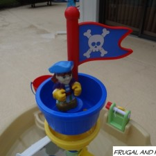 Little Tikes Pirate Ship 7