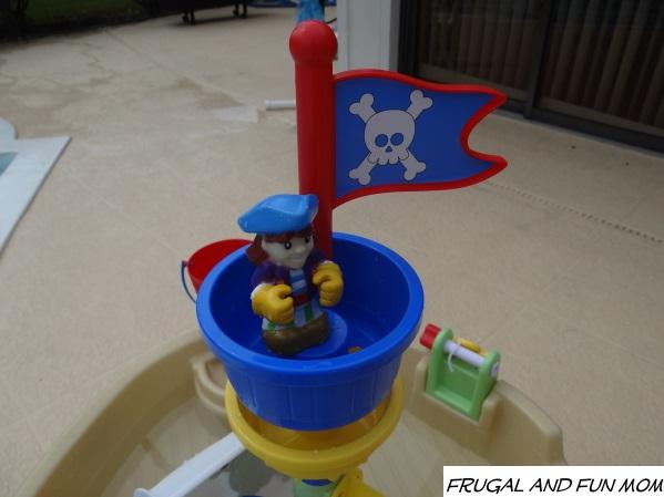 Little Tikes Pirate Ship 7
