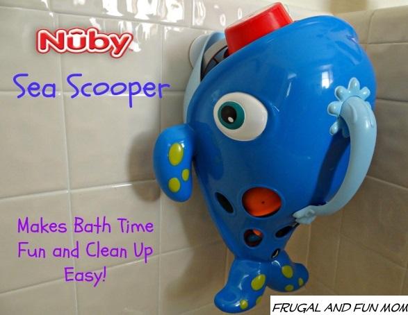 Nuby Sea Scooper Tub