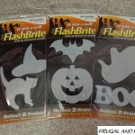 Review and Giveaway of LunaTagz! Reflective Stickers That Light Up Your Kids At Night!