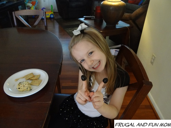Black Olive and Garlic Hummus Recipe taste test