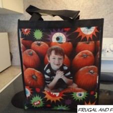 FREE Halloween Tote Bag A $9.99 Value! I Just Ordered Mine and All I Paid Was Shipping!