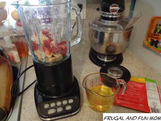 Jamba smoothie mix