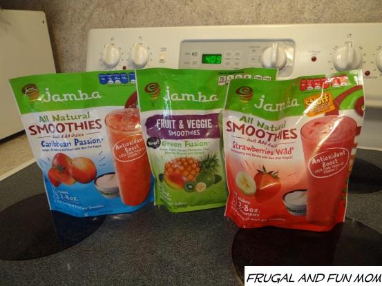 Jamba smoothies
