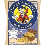 Halloween 20-packs of Pirate's Booty Available At Target Through October! An All-Natural Snack For The Halloween Treat Bowl! Giveaway Here!