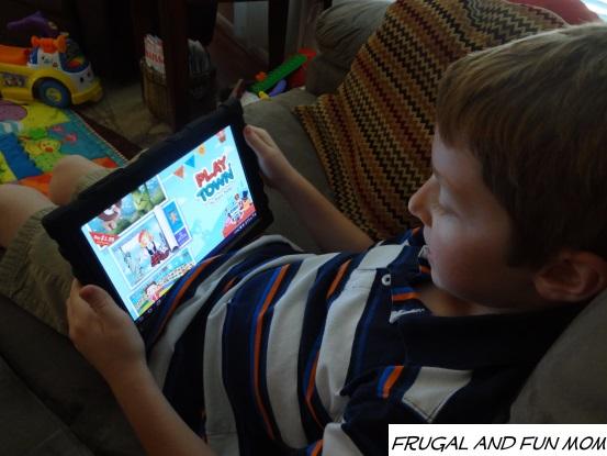 PlayTown My Story Maker App adventure Play Sets