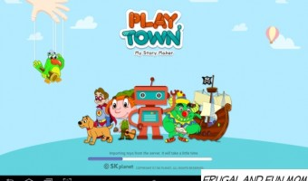 Review of PlayTown: My Story Maker! Children Create, Personalize, and Narrate Stories With This FREE App!