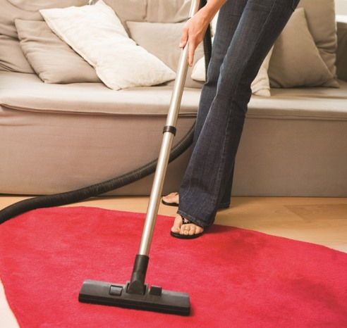 Vacuuming Allergy Proofing Your Home